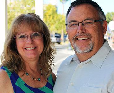 Rick & Donna Chisham