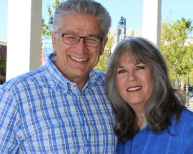 Pastor Doug McKenzie