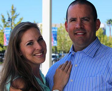 Pastors Jeff & Candice Rhea