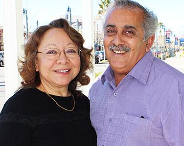 Joe & Arcelia Hernandez